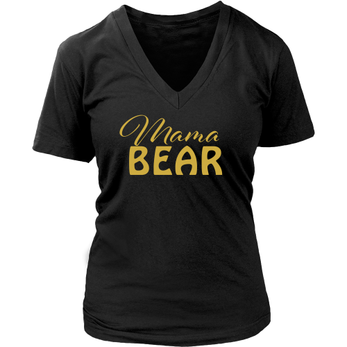 Mama Bear Tee - Dressed Up Tee Shop  - 7