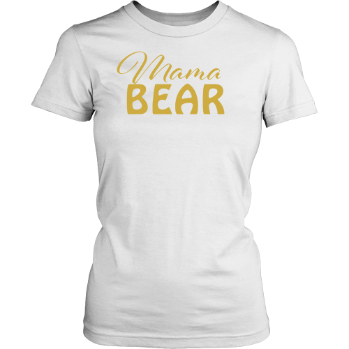 Mama Bear Tee - Dressed Up Tee Shop  - 3
