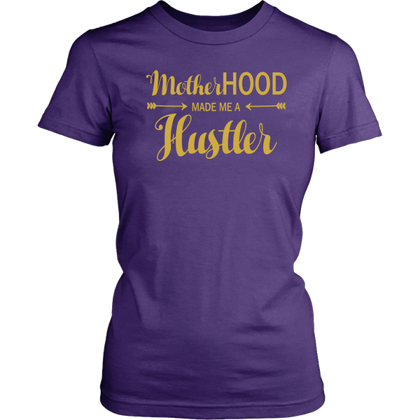 Mother Hustler Tee - Dressed Up Tee Shop  - 2