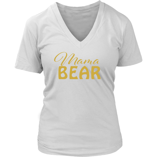 Mama Bear Tee - Dressed Up Tee Shop  - 6