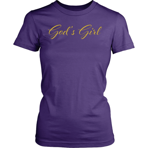 God is Within Her Tee - Dressed Up Tee Shop  - 2