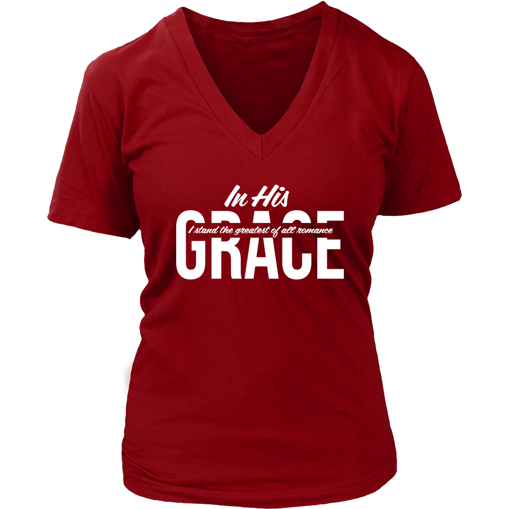 In His Grace I Stand