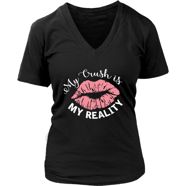 My Crush Is My Reality
