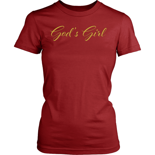 God is Within Her Tee - Dressed Up Tee Shop  - 7