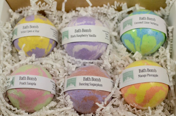 Uplifting Bath Bomb Set