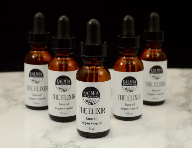 The Elixir Face Oil