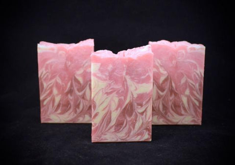 Bar Soap - Cranberry Bliss Soap