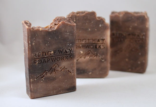 Bar Soap - Irish Stout & Oatmeal Soap