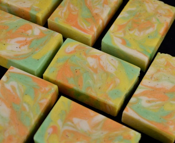 Bar Soap - Mojito With Fresh Mint Soap