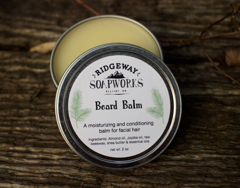 Lotion Bar - Beard Balm