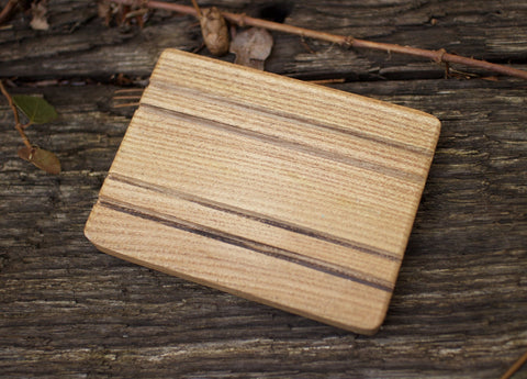 Soap Deck - Reclaimed Wood Soap Dish