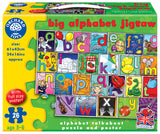 Big Alphabet Jigsaw