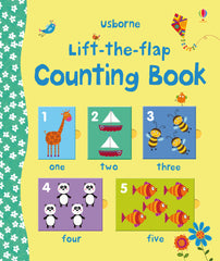 Counting Book - Lift-the-flap