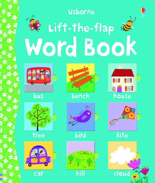 Word Book - Lift-the-flap