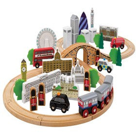 London Train Set