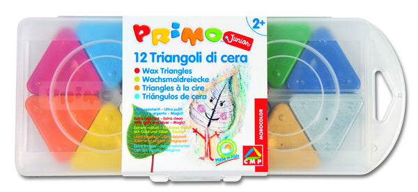 Crayons Triangles - 12 box