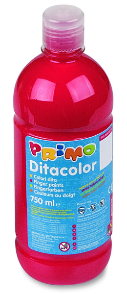 Finger paint - red 750ml