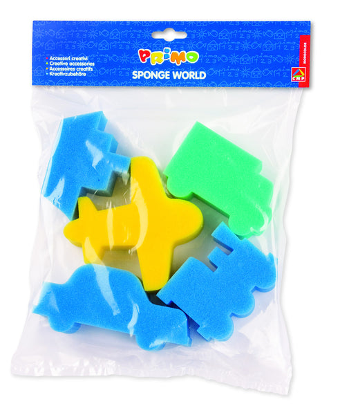 Sponge Shapes - Transport