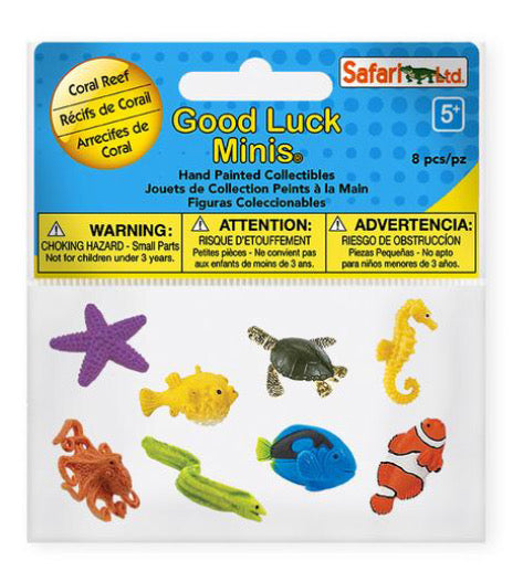 Good Luck Minis – Coral Reef