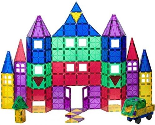 Play Mags 3D magnetic tiles (36 piece set)