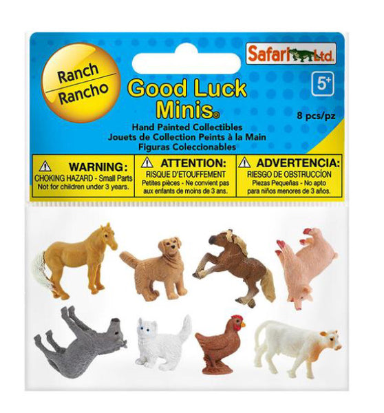 Good Luck Minis – Ranch