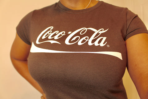 COCO-COLA Women's T-shirt