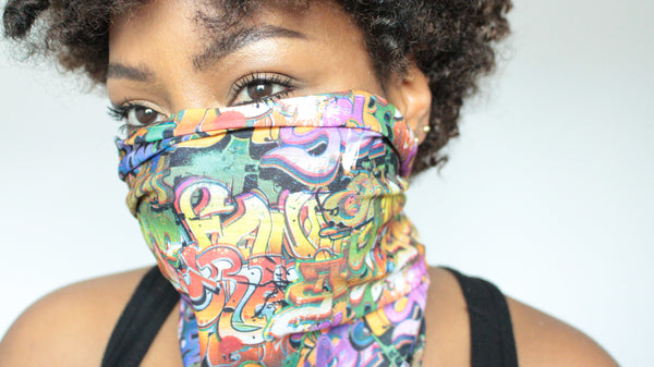 Graffiti Tube Wrap