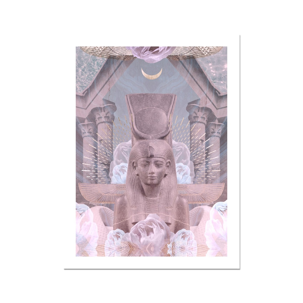 Hathor - Isis Fine Art Print - Starseed Designs Inc.