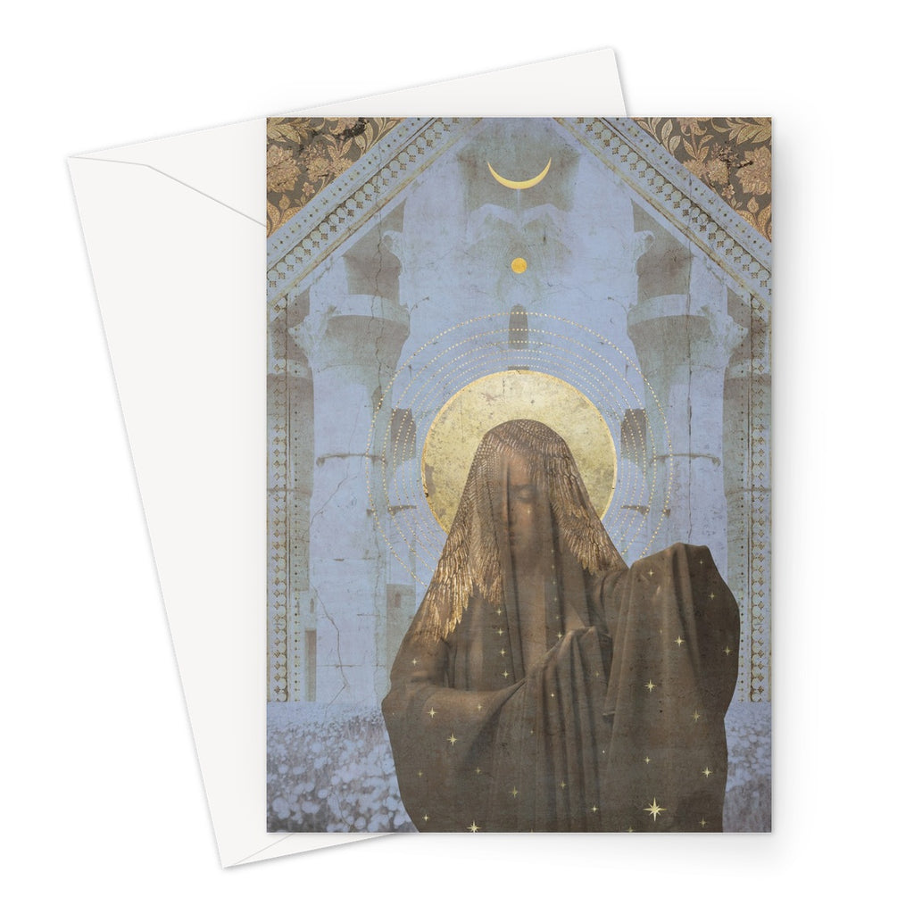 The Mystic Greeting Card - Starseed Designs Inc.