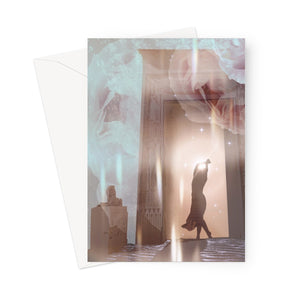 Communion Greeting Card - Starseed Designs Inc.