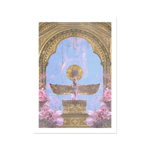 Goddess Isis Fine Art Print - Starseed Designs Inc.