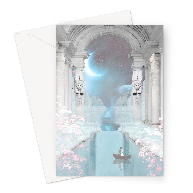Mother Gateway Greeting Card - Starseed Designs Inc.