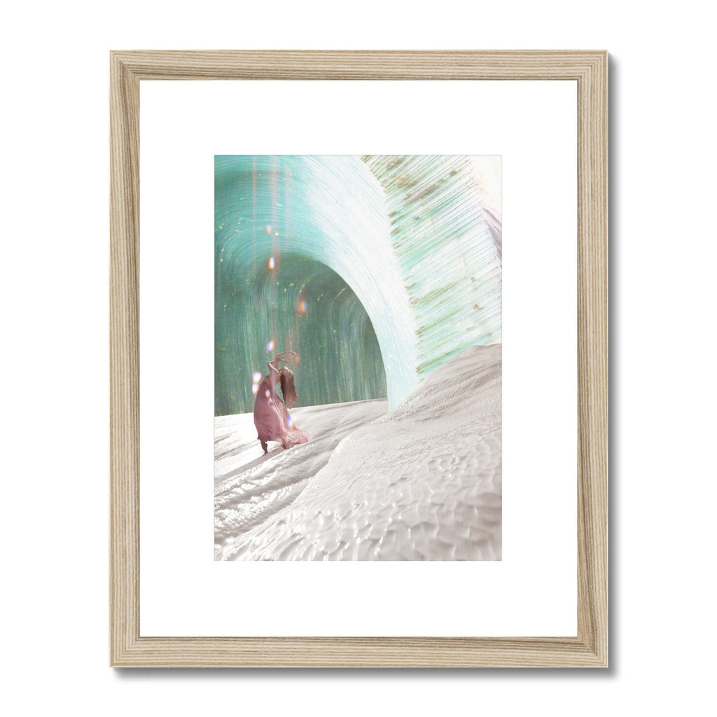 Star Weaver Framed & Mounted Print - Starseed Designs Inc.