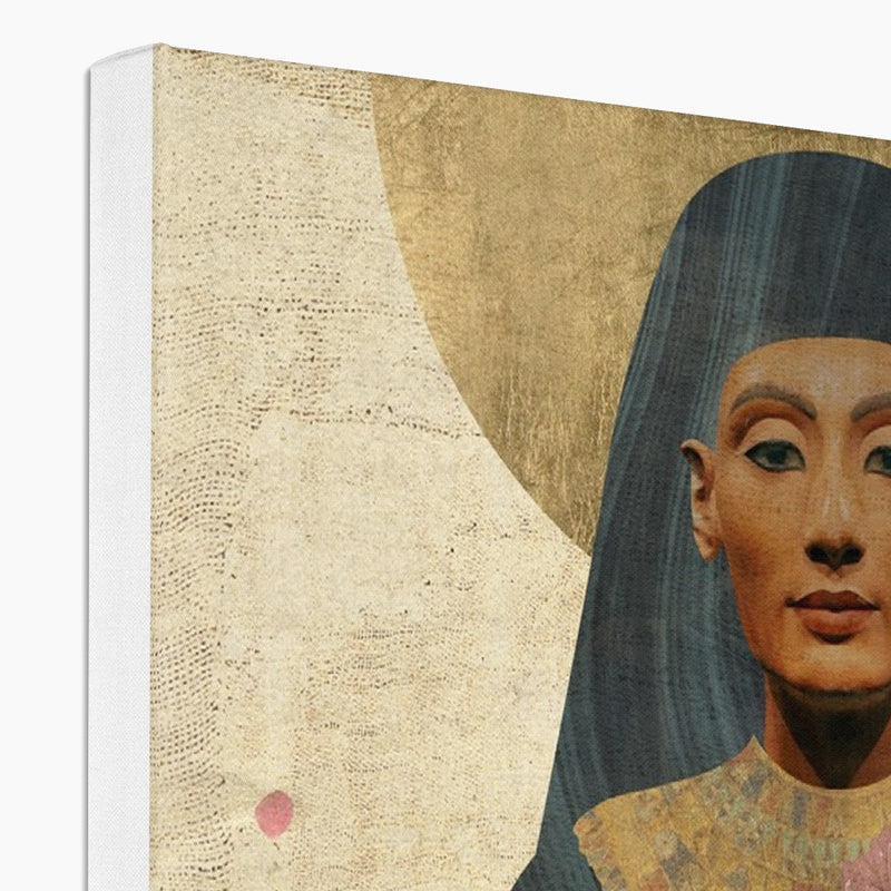 Nefertiti Canvas - Starseed Designs Inc.