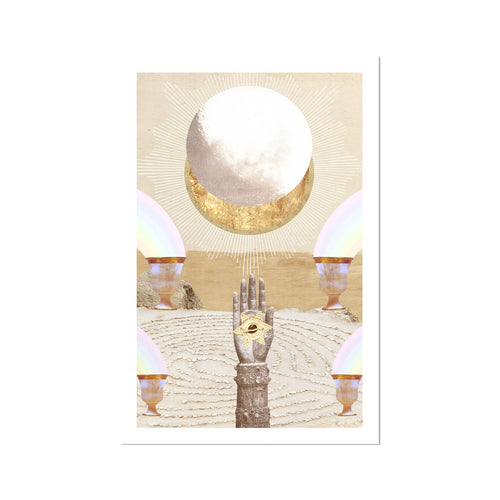 La Luna Fine Art Print - Starseed Designs Inc.