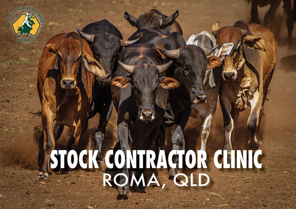 2017 Stock Contractor Clinic (Roma, QLD)