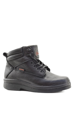 Hunter Slip and Oil Resistant Leather Work Boot