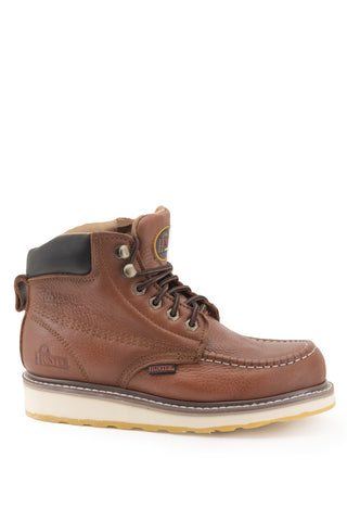 Hunter Oil Resistant Leather Work Boot