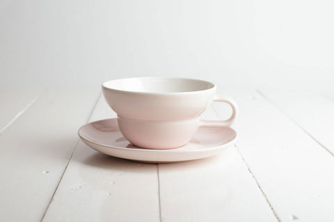 Bibby Tea Cup & Saucer Set - Rose