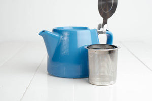 Sky Blue Stump Teapot 500ml - Forlife