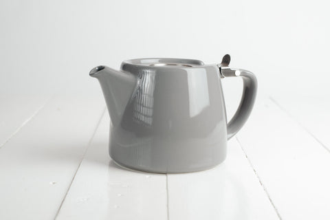 Grey Stump Teapot 500ml - Forlife