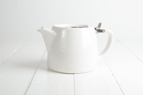 White Stump Teapot 500ml - Forlife