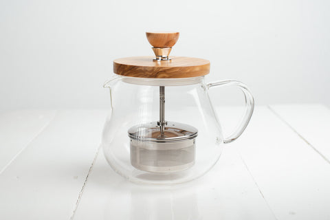 Pull Up Teapot 450ml - Hario