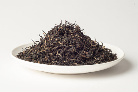 No. 503 Lakyrsiew Autumn Flush - A gentle aromas of malt and tart fruit with a hint of sandalwood