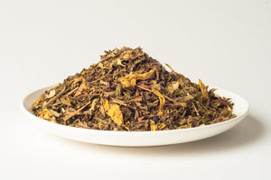 No.811 Cool Summer Spice - Rooibos and nanamint base give aroma and a minty hit, while the anise, ginger, coriander, pepper and cinnamon.