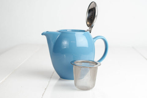 Sky Blue Teapot 350ml - Zero Japan