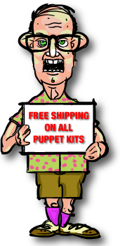 Free shipping on all kits