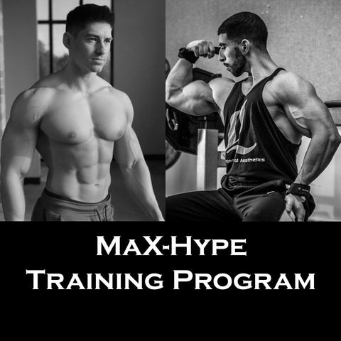 MaX-Hype – Cutting Edge Physiques