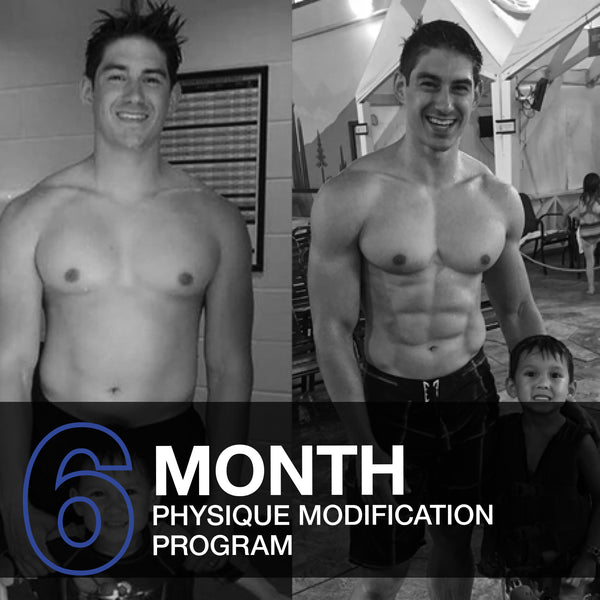 6 Month Physique Modification Program