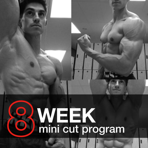 8 Week Mini Cut Program
